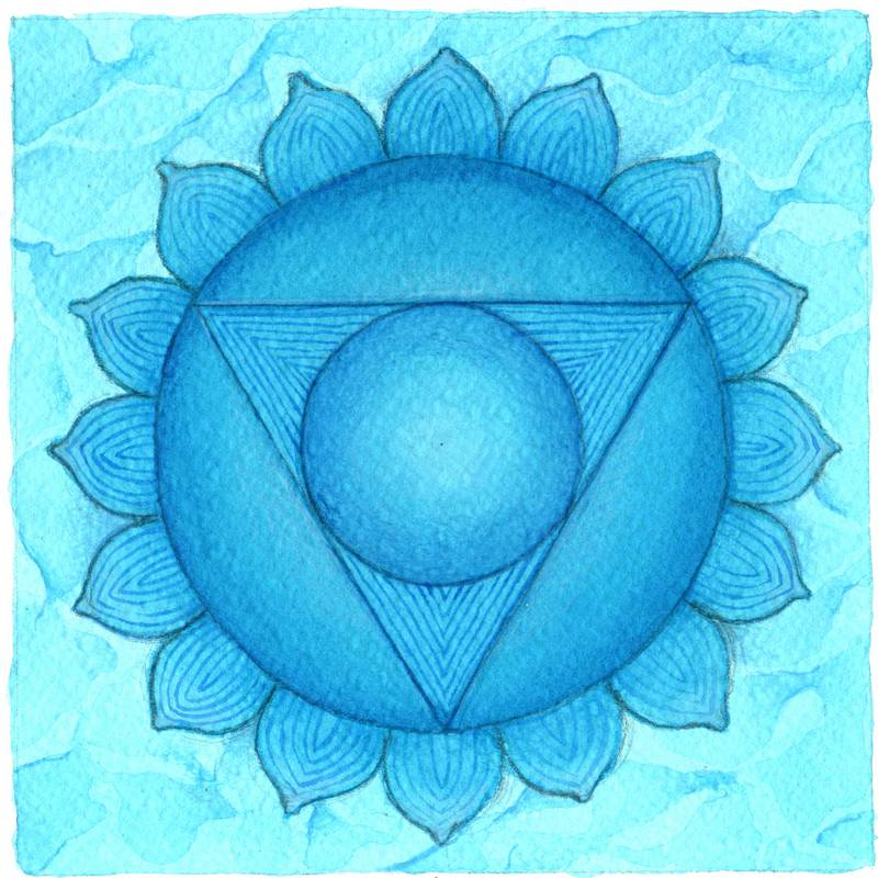 quinto chakra visuddha